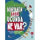 Dünyanın Öbür Ucunda Ne Var? (84x57 Dünya Haritası Hediyeli) - Zeynep Sevde, Kerimcan Akduman