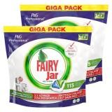 Fairy Jar Hepsi Bir Arada Kapsül 115 li (P&G Professional) x 2 Adet