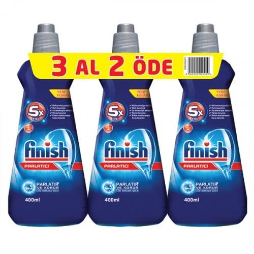 Finish Parlatıcı 400 ml (3 Al 2 Öde)