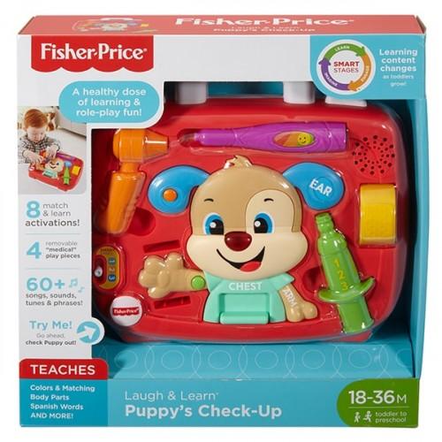 Fisher Price Yaşa Göre Gelişim Köpekçik Doktorda FTC72