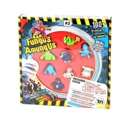 Fungus Amungus 10lu Figür Set Seri 2 22526