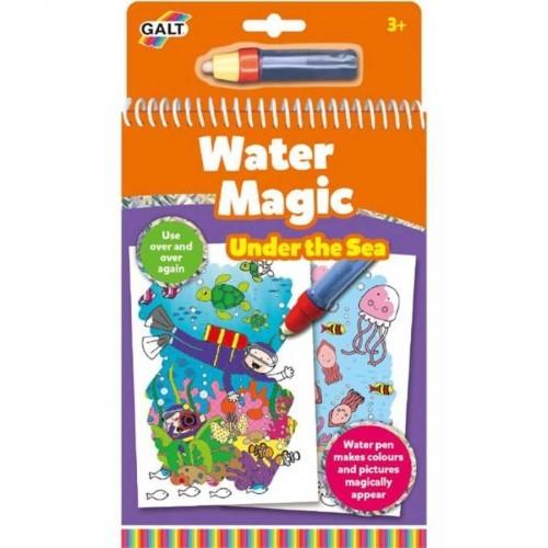 Galt Water Magic Sihirli Boyama Kitabı- Denizin Altında (3 Yaş+)