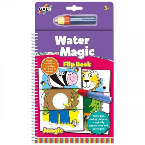 Galt Water Magic Sihirli Boyama Kitabı- Orman (3 Yaş+)