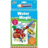Galt Water Magic Sihirli Boyama Kitabı- Taşıtlar (3 Yaş+)