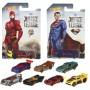 Hot Wheels DC Justice League Araçları Özel Seri +3 yaş DWD02