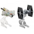 Hot Wheels Star Wars İkili Uzay Gemileri CGW90