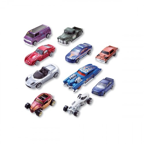 Hot Wheels Üçlü Araba Seti K5904