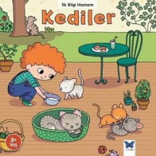 İlk Bilgi Hazinem - Kediler - Stephanie Ledu