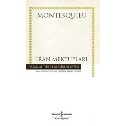 İran Mektupları - Montesquieu