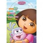 Kaşif Dora - Çılgın Yıldız Faaliyet Kitabı - Kolektif