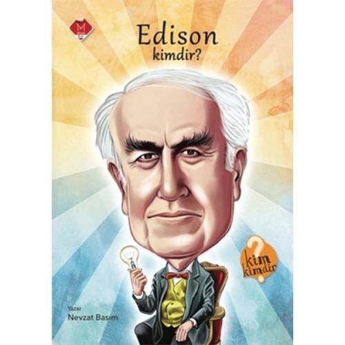 Kim Kimdir Serisi - Edison Kimdir? - Nevzat Basım