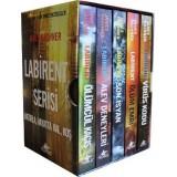 Labirent Serisi Kitap Seti (5 Kitap) - James Dashner