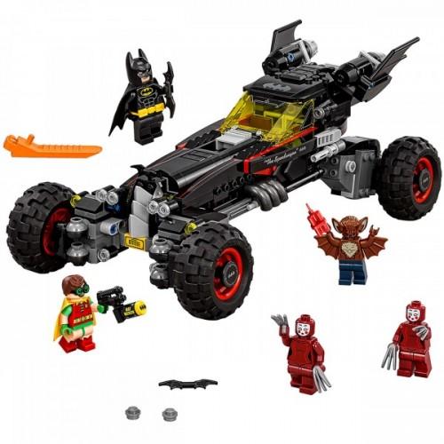 Lego Batman Batmobile 70905