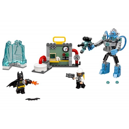 Lego Batman Film Mr. Freeze Ice Attack 70901