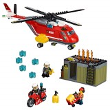 Lego City Fire Response Unit 60108