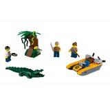 Lego City Jungle Starter Set 60157