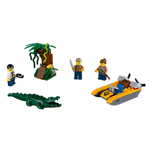 Lego City Jungle Starter Set 60157