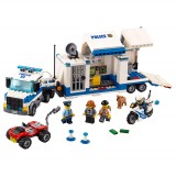 Lego City Mobile Command C 60139