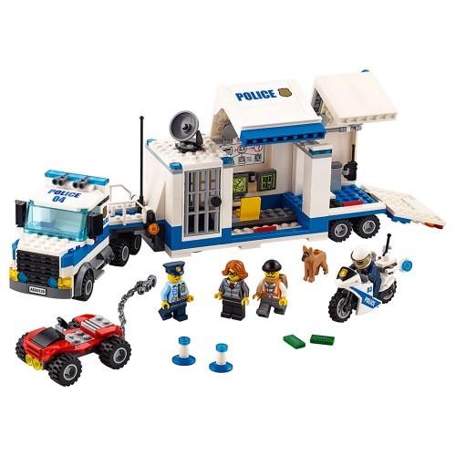 Lego City Mobile Command C 60139