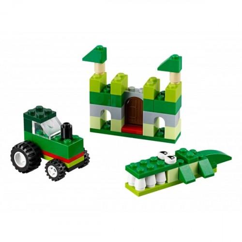 Lego Classic Green Creative Box 10708