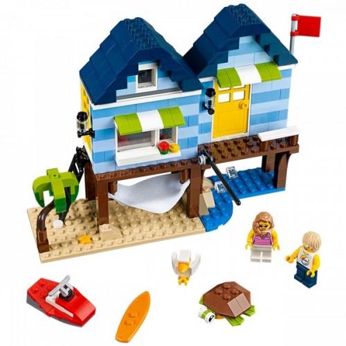 Lego Creator Beachside Vacation 31063