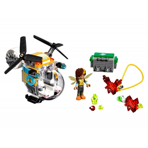 Lego DC Super Hero Girls - Bumblebe Helicopter 41234