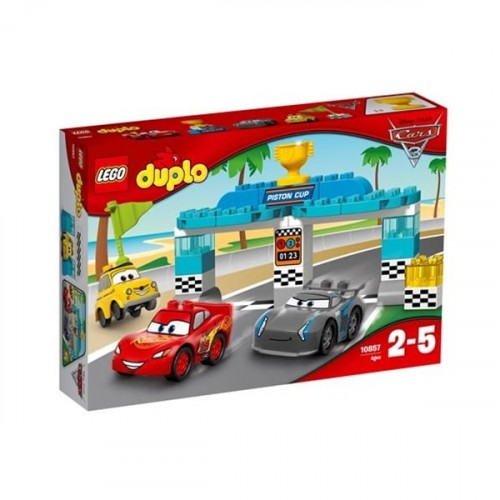 Lego Duplo Cars Piston Cup 10857