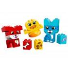 Lego Duplo Puzzle Pets 10858