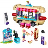 Lego Friends A Park Hot Dog Van 41129