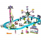 Lego Friends A Park Roller Coaster 41130