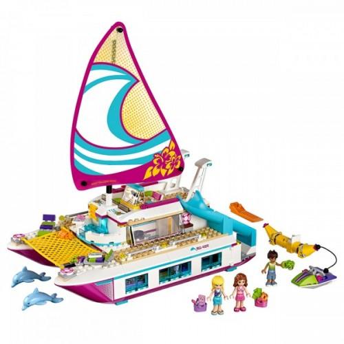 Lego Friends Sunshine Cataraman 41317