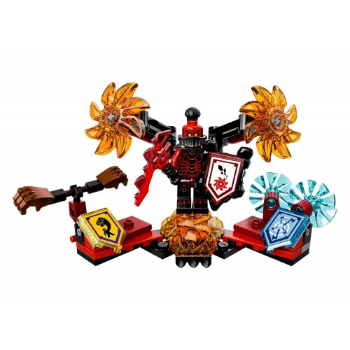 Lego Nexo Knights Ultimate General Magmar 70338
