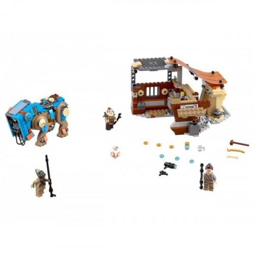 Lego Star Wars Enc On Jakku 75148