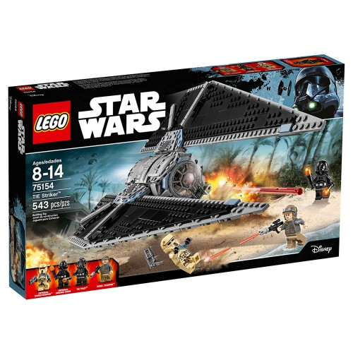 Lego Star Wars TIE Striker Walker 75154