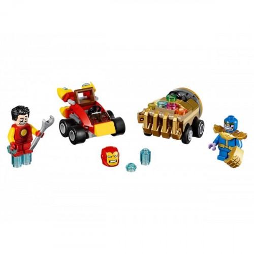 Lego Super Heroes Ironman vs Thanos 76072