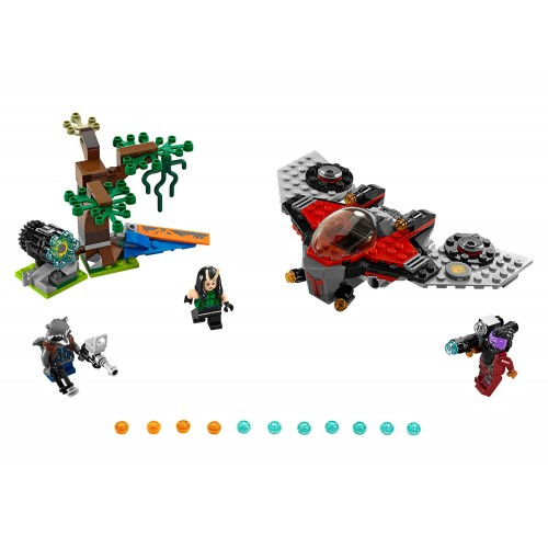 Lego Super Heroes Ravager Attack 76079