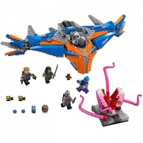 Lego Super Heroes The Milano vs. The Abilisk 76081