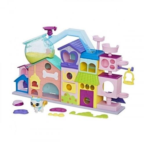 Littlest Pet Shop Miniş Apartmanı C1158