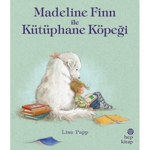 Madeline Finn ile Kütüphane Köpeği - Lisa Papp