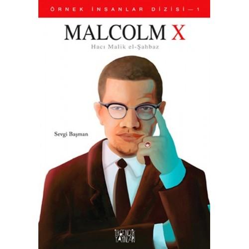Malcolm X - Sevgi Başman