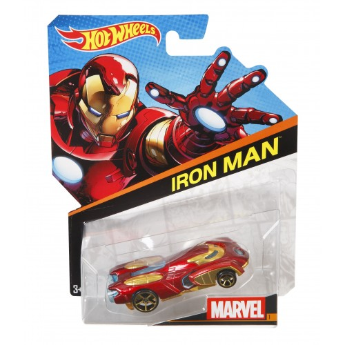Mattel Hot Wheels Marvel Karakter Arabalar Bdm71