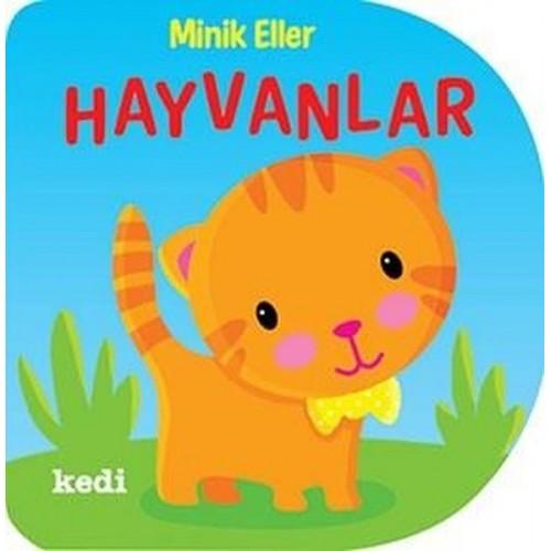 Minik Eller Serisi - Hayvanlar - Gamze Tuncel Demir