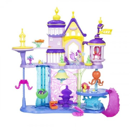 My Little Pony Canterlot ve Su Questria Sarayı C1057