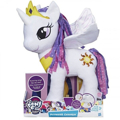 My Little Pony Kanatlı Prenses Pony Peluş B9821