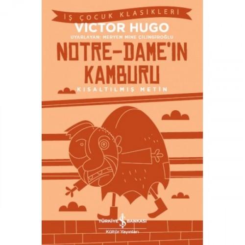 Notre-Dame ın Kamburu (Kısaltılmış Metin) - Victor Hugo