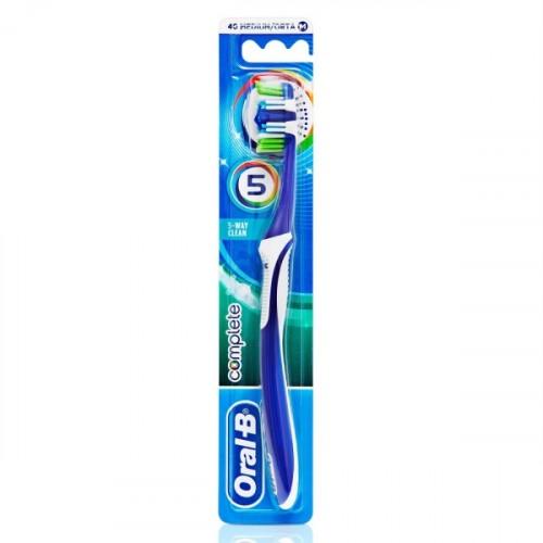 Oral-B Diş Fırçası 5 Yönlü Temizlik 40 Orta