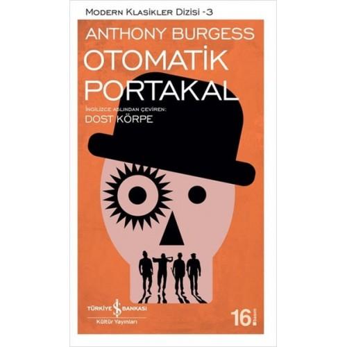 Otomatik Portakal - eşleştirme - Anthony Burgess