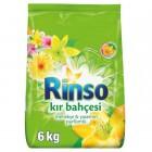 Rinso Toz Çamaşır Deterjanı Kır Bahçesi 6 kg