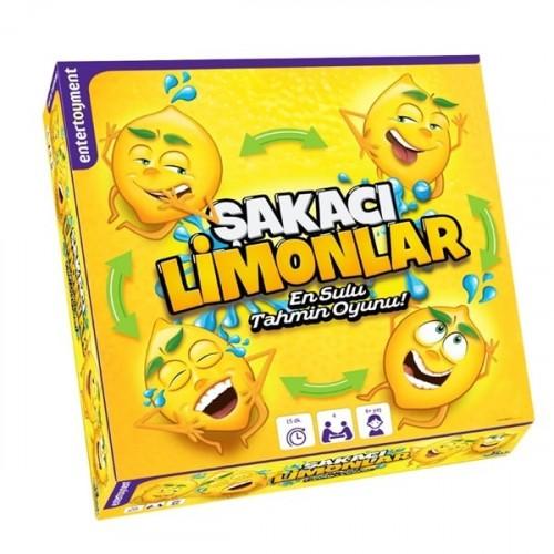 Samatlı Şakacı Limonlar 1072