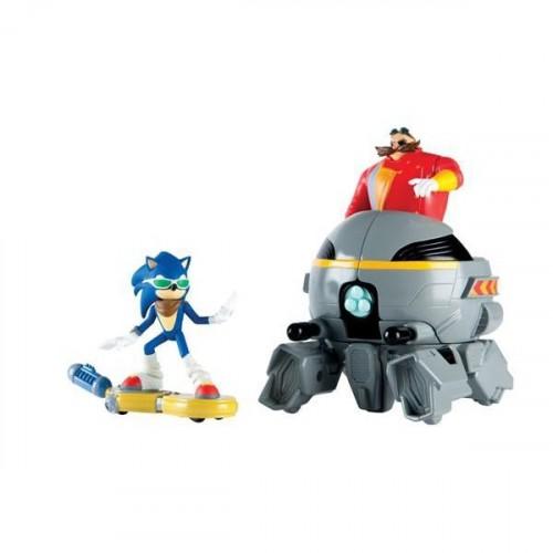 Sonic Boom Eggman Set Tsb22150